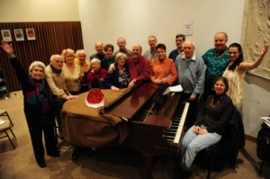 Alzheimer's Choral Group